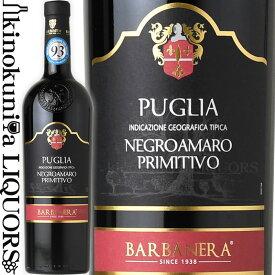 【家飲み応援セール】バルバネラ / プーリア ネグロアマーロ プリミティーヴォ [2016] 赤ワイン 750ml / イタリア トスカーナ IGTトスカーナ / BARBANERA PUGLIA NEGROAMARO PRIMITIVO