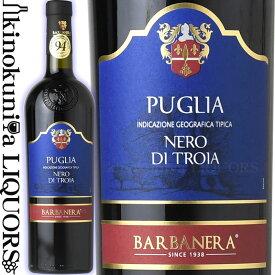 【家飲み応援セール】バルバネラ / ネロ ディ トロイア プーリア [2016] 赤ワイン 750ml / イタリア トスカーナ IGTトスカーナ / BARBANERA NERO DI TOROIA PUGLIA
