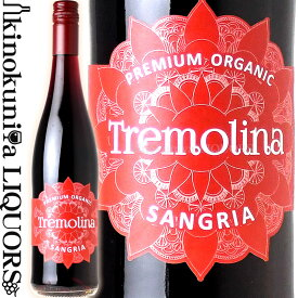 トレモリナ サングリア [NV] サングリア 赤ワイン 750ml / スペイン カスティーリャ ラ マンチャ クエンカ ラス ペドロニェラス Tremolina SANGRIA