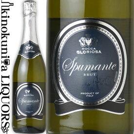 ロッカ・グロリオサ/ヴィーノ・スプマンテ・ブリュット [NV] 白ワイン スパークリングワイン 750ml/イタリア ヴェネト州 コントリ社 CONTRI Rocca Gloriosa Vino Supumante Brut