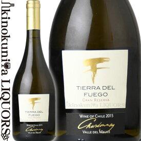 【家飲み応援セール】ティエラ デル フエゴ / グランレセルヴァ シャルドネ [2015] 白ワイン 辛口 750ml / チリ Tierra Del Fuego Gran Reserva Chardonnay