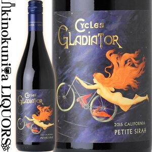 サイクルズ グラディエーター プティット シラー カリフォルニア [2017] 赤ワイン 750ml / アメリカ カリフォルニア Cycles Gladiator Petite Sirah California