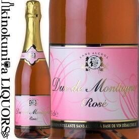 【再入荷】デュク ドゥ モンターニュ ロゼ [NV] ノンアルコールスパークリング ロゼ やや甘口 750ml / ベルギー ネオブュル社 Neobulles Duc du Montagne Rose ノンアルコールワイン