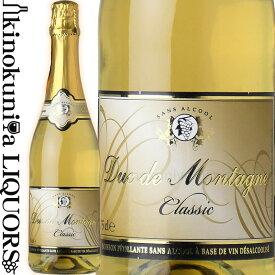 【再入荷】デュク ドゥ モンターニュ クラシック [NV] ノンアルコールスパークリング 白 甘口 750ml / ベルギー ネオブュル社 Neobulles Duc du Montagne Classic ノンアルコールワイン ALC度数 0.0%