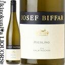 ヨーゼフ ビファー / リースリング ハルプトロッケン [2016][2017] 白ワイン 中辛口 750ml / ドイツ ファルツ Q.b.A. …