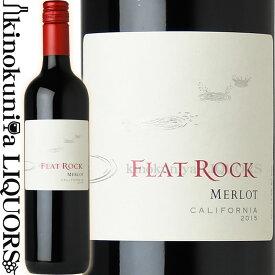 フラット ロック メルロー [2015] 赤ワイン ミディアムボディ 750ml / アメリカ カリフォルニア オニール ヴィントナーズ & ディズティラーズ O'Neill Vintners & Distillers Flat Rock Merlot