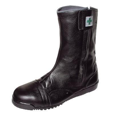 ノサックス Nosacks 安全靴 建設・解体作業用 みやじま鳶 M208 (靴 くつ クツ シューズ 作業靴 セーフティーシューズ 革靴)