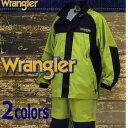 Wrangler ラングラー レインウェア WR-22 レインスーツ 雨合羽 レインウエア レインウェアー レインスーツ 雨具 雨合…