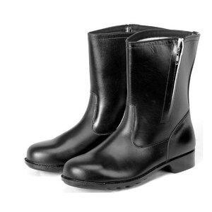 青木産業 ATENEO 安全靴 (806ファスナー) (靴 くつ クツ シューズ 作業靴 セーフティーシューズ メンズ カッコイイ 革靴)