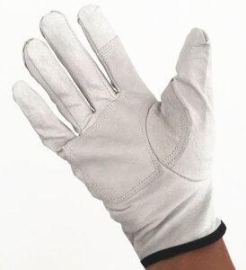 お買得! 皮手袋 豚革クレストマジック手袋アテ付 10双セット(てぶくろ 手ぶくろ 日曜大工 レジャー ガーデニング 農作業 電気工事 グローブ 通販)