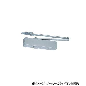 日本ドアーチェック NEWSTAR ニュースター ドアクローザー P-7002 色:シルバー(パラレル型・ストップなし)(ドアチェック)