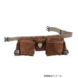 マクガイアニコルス McGuire 494 スエード革腰袋 12ポケ 革