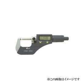 シンワ測定 デジタルマイクロメーター0〜25mm 79523