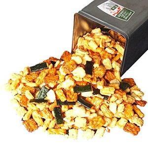 本州送料無料 おかき せんべい 詰め合わせ 一斗缶 2.5kg 9種類 大容量 煎餅 ギフト お得 もち米 ギフトにも