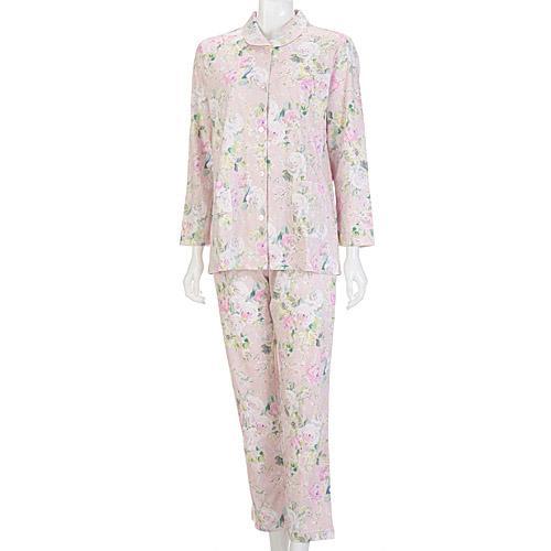 【ミラショーン(mila schon)】【日本製】パジャマ(ピンク)