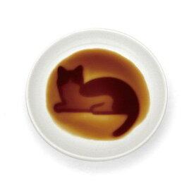 醤油皿 「ねこ(まつ)」 3枚セット