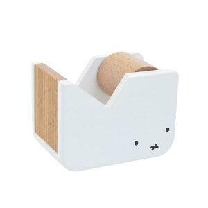 【欠品中・6月上旬】【ミッフィー】木製マスキングテープカッター