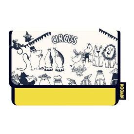 【メール便OK】【ムーミン(Moomin)】じゃばらマルチケース「サーカス」