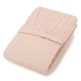 【ロマンス小杉】【R・C・S】【日本製】パイル ボックスシーツダブルサイズ (140×200×30cm) (ピンク)