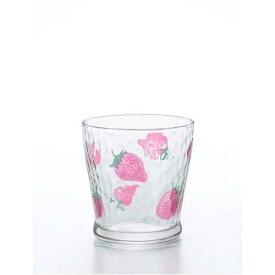【日本製】フリーカップ「フルーツドロップ・いちご(01)」2個セット