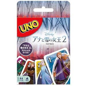 【メール便OK】【Disney(ディズニー)】ウノ「アナと雪の女王2」