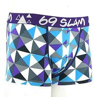【69SLAM】MEN'Sインナーショーツ男性用ボクサーパンツ(男性用下着)《RAISE&PRAISE》