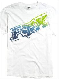 【FOX】フォックスメンズ TEEシャツ定番【FOX LOGO】プリント