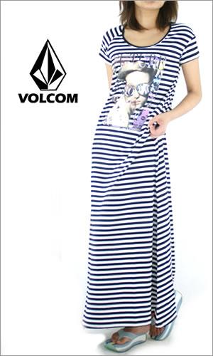 【VOLCOM】ボルコムWOMEN'Sジップアップフリースポンチョ