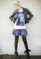 【VOLCOM】ボルコムWOMEN'Sコットンスカート腰で合せて穿いてね!