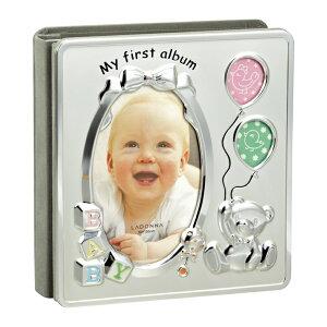 アルバムフレーム AMB60-30 | 写真立て フォトフレーム 写真たて 写真入れ アルバム メモ付き クマ くま かわいい シンプル 置き型 ベビー&キッズ 赤ちゃん 記念 思い出 贈り物 贈答品 結婚祝い