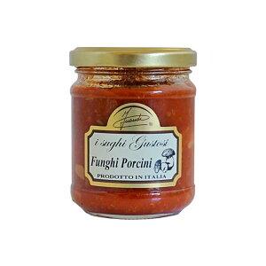 トマトとポルチーニ茸のパスタソース 180g INAUDI イナウディ ポルチーニ茸 トマト パスタソース ソテー ギフト ホワイトデー
