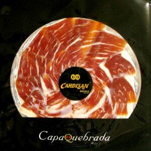 イベリコ豚 生ハム 50g ハモン・イベリコ・ベジョータ 手切りスライス スペイン ギフエロ産 36ヶ月以上熟成 ギフト ハロウィン プレゼント 冷蔵
