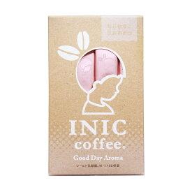 グッドディアロマ 12本 x 2パック INIC Coffee イニック デカフェ 深みのある味わい 乳酸菌 ノンカフェイン ホット アイス 高級パウダーコーヒー ギフト 母の日