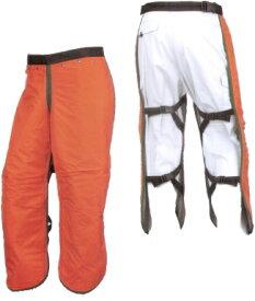 チェーンソー作業用防護衣 「快適なチャップス涼くん」