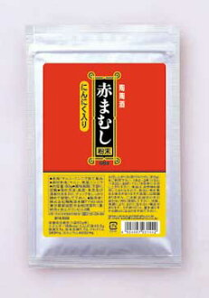 Entering red mamushi powder, garlic