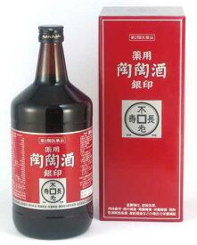 【第2類医薬品】薬用陶陶酒 銀印・甘口(1000mL)【smtb-s】10P05Nov16