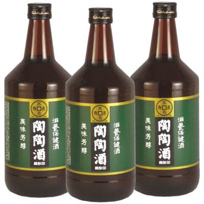 陶陶酒 銭形印(辛口)1000ml【3本セット】【smtb-s】