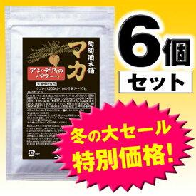 マカ【6個セット】【smtb-s】