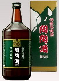陶陶酒 銭形印・辛口(1000ml)