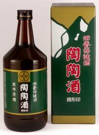 陶陶酒 銭形印・辛口(720ml入)