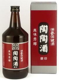 陶陶酒 銀印・甘口(720ml入)
