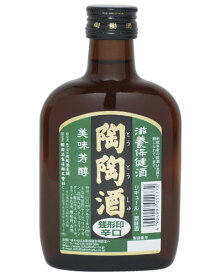 陶陶酒 銭形印・辛口(200ml)
