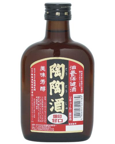 陶陶酒 銀印・甘口(200ml)