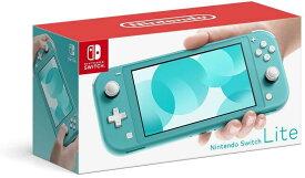任天堂 【新品在庫あり】Nintendo Switch Lite ターコイズ