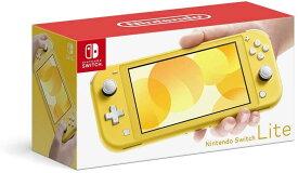 【新品在庫あり】 任天堂 Nintendo Switch Lite イエロー