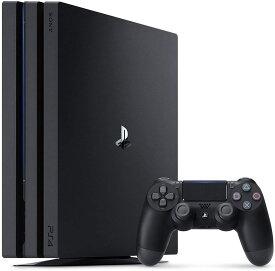 【新品未開封】外箱傷 CUH-7200BB01 ジェット・ブラック [PlayStation4 Pro(HDD 1TB)]