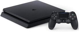 【新品未開封】PlayStation 4 ジェット・ブラック 500GB (CUH-2200AB01)【北海道・沖縄・離島は配送不可】