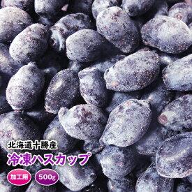 冷凍ハスカップ 1Kg(250g×4) 北海道産 十勝産 一般品質