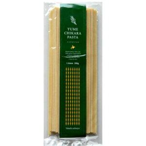 パスタ 北海道産小麦 ゆめちから使用 ユメチカラパスタ 1.6mm(丸麺 200g) 山本忠信商店 ヤマチュウ