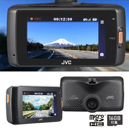 JVCKENWOOD ドライブレコーダー GC-DR1